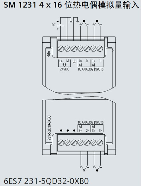 西门子s7-1200接线图
